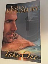 KAREN KINGSBURY Paperback Book TAKE ONE