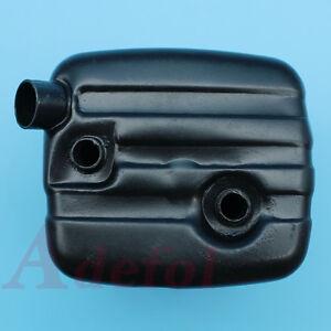 Muffler w/ Side Exhaust for HUSQVARNA 350 340 345 346 XP 351 353 Chainsaw NEW