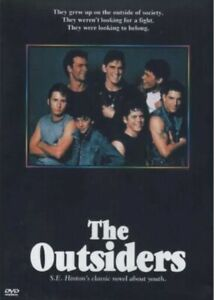 The Outsiders DVD Brand New and Sealed Manufactured Australian Release