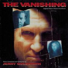 The Vanishing-original bande sonore [1993/2007] | Jerry Goldsmith | CD NEUF