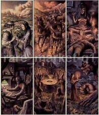 New Dark Grimoire Necronomicon Tarot 78  Fortune New Sealed Cards Deck