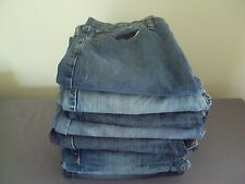 Levi's Lot of 9 Men's Jeans Jean Size 31/30 513, 514, 559, 505, 508