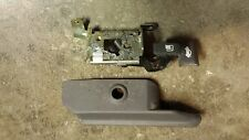 2004 TOYOTA SOLARA TRUNK AND GAS LID RELEASE HANDLE LEVER