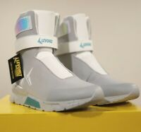 Levohlt L89 Sneaker Air Mag adapt bb max Style Back To Future Glow in Dark