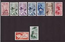 ÄGÄISCHE INSELN 137-145, Fußball-WM 1934, ungebraucht (21206)