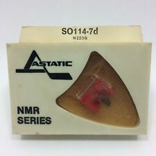 SONY ND-220G PHONOGRAPH NEEDLE  IN ASTATIC PKG SO114-7D, NOS/NIB