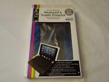 Ultra Thin Bluetooth Keyboard And Screen Protector for Ipad Mini 2