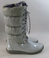 TIMBERLAND WINTER GRAY WINDBREAK  MID-CALF BOOT Size US WO'S SIZE 6 YOUTH SIZE 4