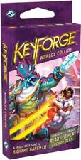 KeyForge: Worlds Collide Archon Deck :: Brand New And Sealed Box