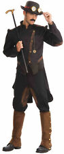 STEAMPUNK GENTLEMAN ADULT HALLOWEEN COSTUME SIZE STANDARD FITS UP TO SIZE 42