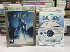 Lost Planet Limited Special Collectors Steelbook Edition (Xbox 360) - UK Stock