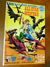 ALL STAR WESTERN #11 (1972)  VF-NM (9.0) cond. 2nd JONAH HEX Last Issue of Title