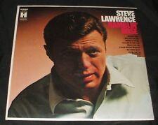 STEVE LAWRENCE Ramblin Rose LP STILL SEALED 1960 STEREO