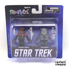 Star Trek Legacy Minimates Wave 1 Captain Sisko & Jem'Hadar