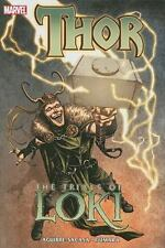 Thor : The Trials of Loki by Roberto Aguirre-Sacasa (2011, Hardcover)