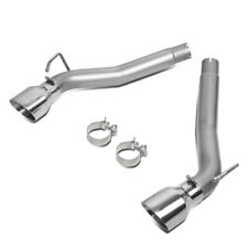 For 2010-2015 Chevy Camaro 6.2L Exhaust Axle Cat Back System+4.5