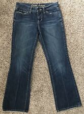 Women's Ezra Fitch Boot Cut Jeans 27 Actual Size 28 X 30