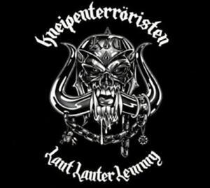 KNEIPENTERRORISTEN - Laut Lauter Lemmy - Digipak-CD - 164878