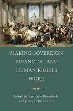 Making Sovereign Financing and Human Rights Work, Juan Pablo Bohoslavsky, Very G