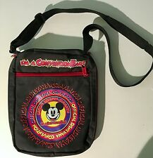 Disneyana Convention PIN TRADING bag/sac pour pins (Sans Contenu) RARE