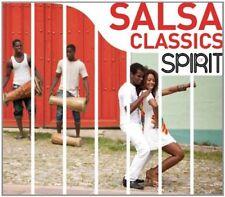 SPIRIT OF SALSA CLASSICS 4 CD NEUF
