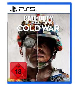 Call of Duty: Black Ops Cold War (PS5) NEU & OVP