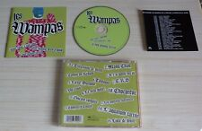 CD ALBUM NEVER TRUST A GOY WHO AFTER HAVING BEEN PUNK LES WAMPAS 15 TITRES 2003