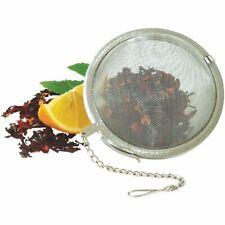 "Norpro New Stainless Steel Mesh Tea Ball Infuser 2"" Diameterh Ideal For Spices"