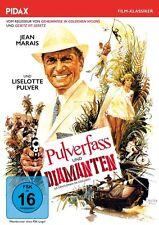 Pulverfass und Diamanten * DVD Abenteuerfilm Jean Marais Liselotte Pulver Pidax
