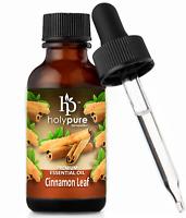 Cinnamon Leaf Essential Oil Holypure's ™ (100% PURE,VIRGIN,UNDILUTED) 1oz / 30ml