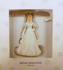 Royal Doulton white Christmas