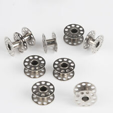 10pcs Metal Bobbins Universal Premium Sewing Machine Spool Fits Most Brands