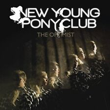 New Young Pony Club - Optimist (2010) - CD - Digipak