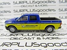 GREENLIGHT 1:64 LOOSE Collectible Michelin 2017 DODGE RAM 2500 Dual Cab Pickup
