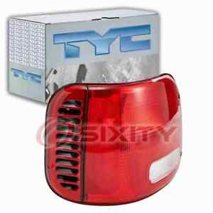 TYC Left Tail Light Assembly for 1996-2003 Dodge Ram 2500 Van Electrical nn
