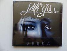 MIK YA LA LOOVE Verda CD ALBUM