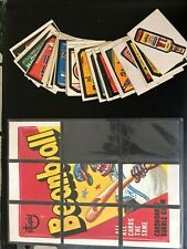 Wacky Packages Complete Series 3 (30/30) Sticker Set + 7/9 Puzzle