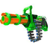 Motorized Gatling Dart Blaster Gun Toy Nerf Gun N-Strike Elite Blaster Gun