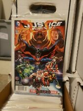 New ListingJustice League of America #50 New 52 | Dc Comics | Vf+ Key 3 Jokers Cameo