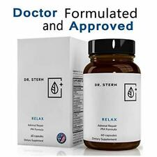 Relax - Natural Adrenal Repair - Dr. Formulated to: Manage Cortisol & Stress, Pr