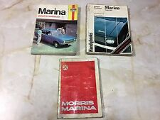 Morris Marina Manual JOBLOT (libros) [Bs 3X]
