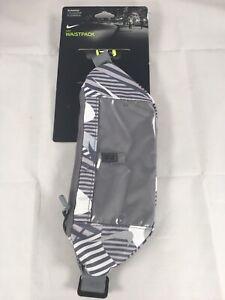 Nike Running Waistpack | Touch-screen | Smoke Grey/White | Unisex | Brand New!