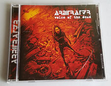 Arbitrator - Voice Of The Dead On Metalism Records 2004