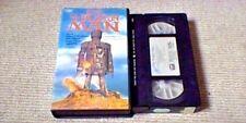 THE WICKER MAN EMI UK PRE CERT VHS VIDEO 1981 Edward Woodward Christopher Lee