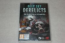 Deep Sky Derelicts PC DVD BOX + Soundtrack CD + Artbook NEW SEALED