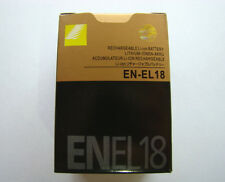 2000MAH NEW BATTERY EN-EL18 FOR NIKON D4 SHIPPED BY REGISTERED MAIL