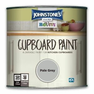 Johnstone's Revive Cupboard Paint 750ml - 7 Colours Available!