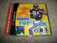 Sega Sports NFL 2K - Sega Dreamcast (NTSC/U) NEW & SEALED (US) Rare