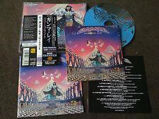 GAMMA RAY / power plant /JAPAN LTD CD OBI ,bonus track, STICKER
