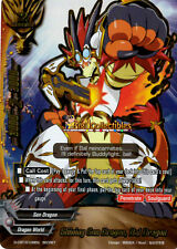 Buddyfight 1x D-CBT/0108EN - SECRET - Shining Sun Dragon, Bal Dragon